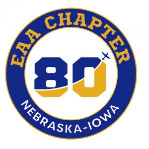 EAA 80 Logo